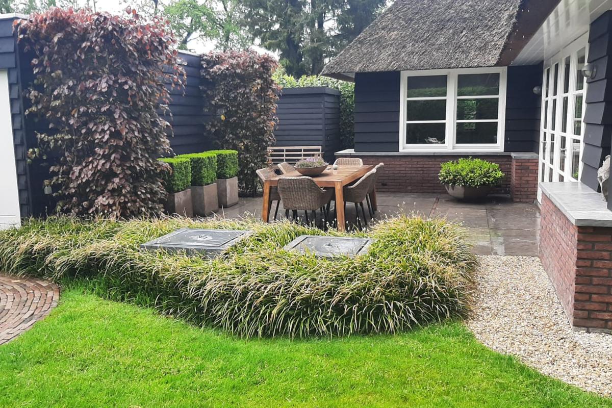 Tuin Noord Holland